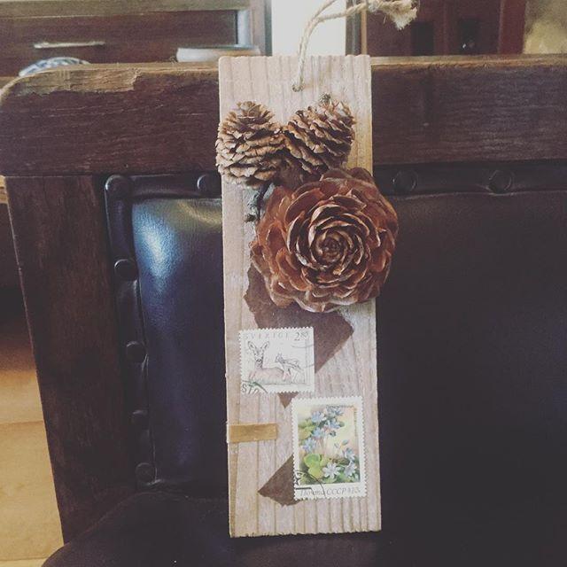 シダーローズの壁飾り#tsukanosha #つかのしゃ #束の舎 #シダーローズ #壁飾り #クリスマス #xmas #present #プレゼントに #brocca  #三鷹 - from Instagram