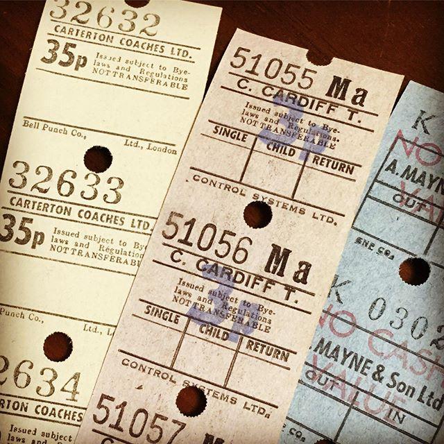 old tickets#束の舎 #tsukanosha #つかのしゃ #nohsha #brocca #brocante #三鷹 #Mitaka #ブロカント #古道具 #がらくた #レトロ #蚤の市 #stamp #切手 #ephemera#古切手 #紙もの #古いもの #アジ紙 #味紙 #scrapbook #スクラップブッキング #コラージュ #collage #vintage #junkjournal #balletjournal - from Instagram