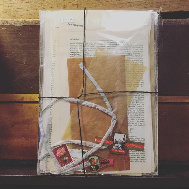 コラージュ素材セット#束の舎 #tsukanosha #つかのしゃ #nohsha #brocca #brocante #三鷹 #Mitaka #ブロカント #stamp #切手 #古切手 #紙もの #素敵 #古いもの #アジ紙 #味紙 #scrapbook #スクラップブッキング #コラージュ #collage #vintage #ビンテージ - from Instagram